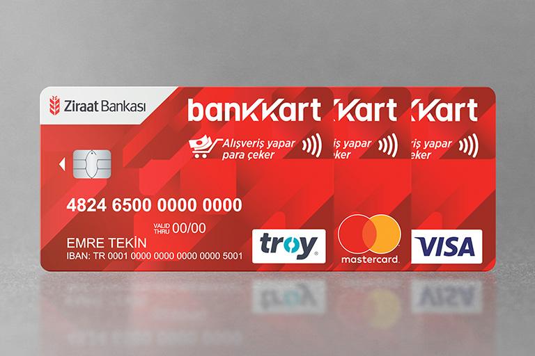 Ziraat Bankası Bankkart Business Kart