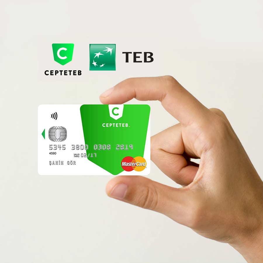 Cepteteb Bonus Kredi Kartı Başvurusu