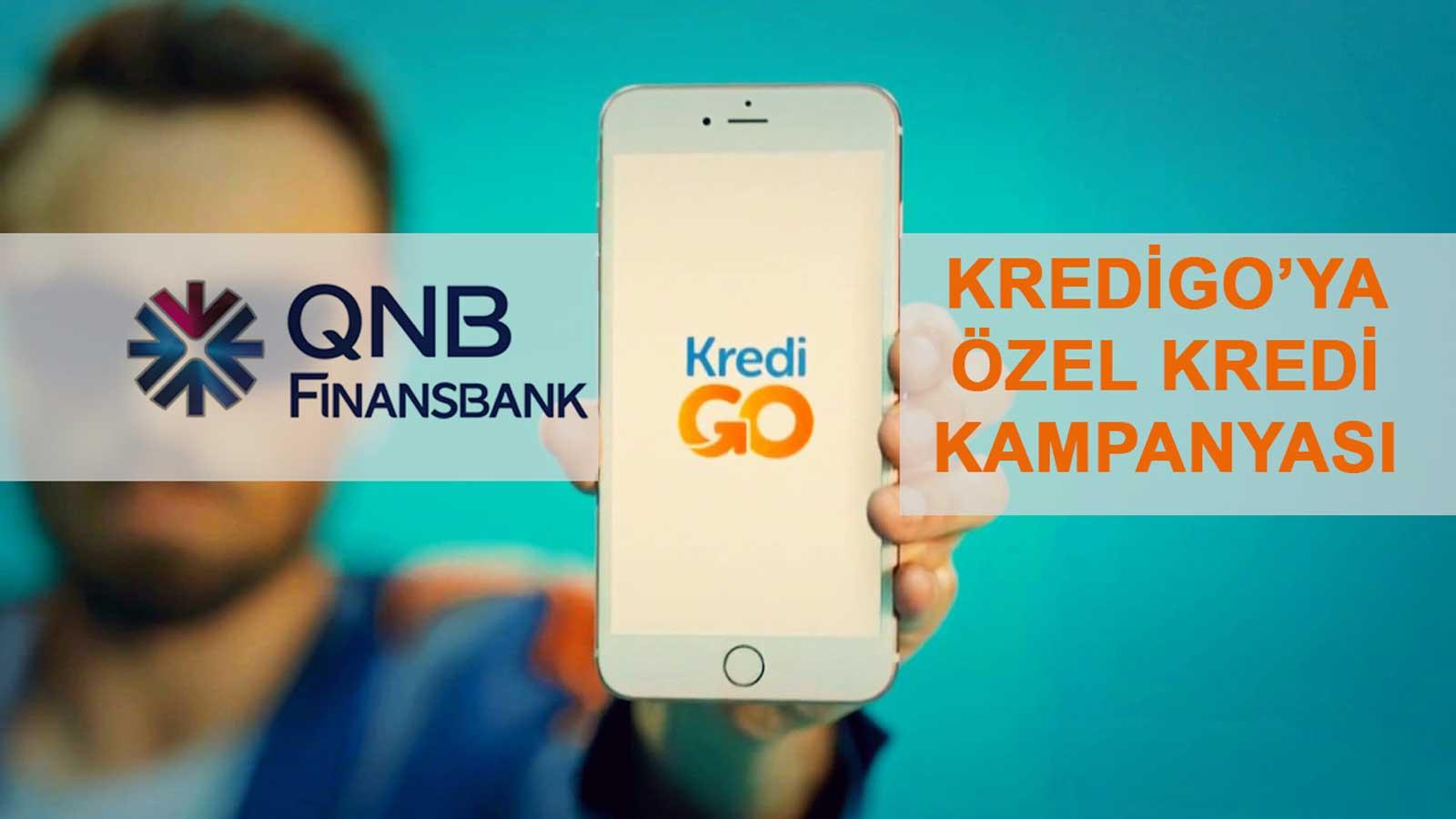 Finansbank KrediGO ile Anında Kredi Başvurusu