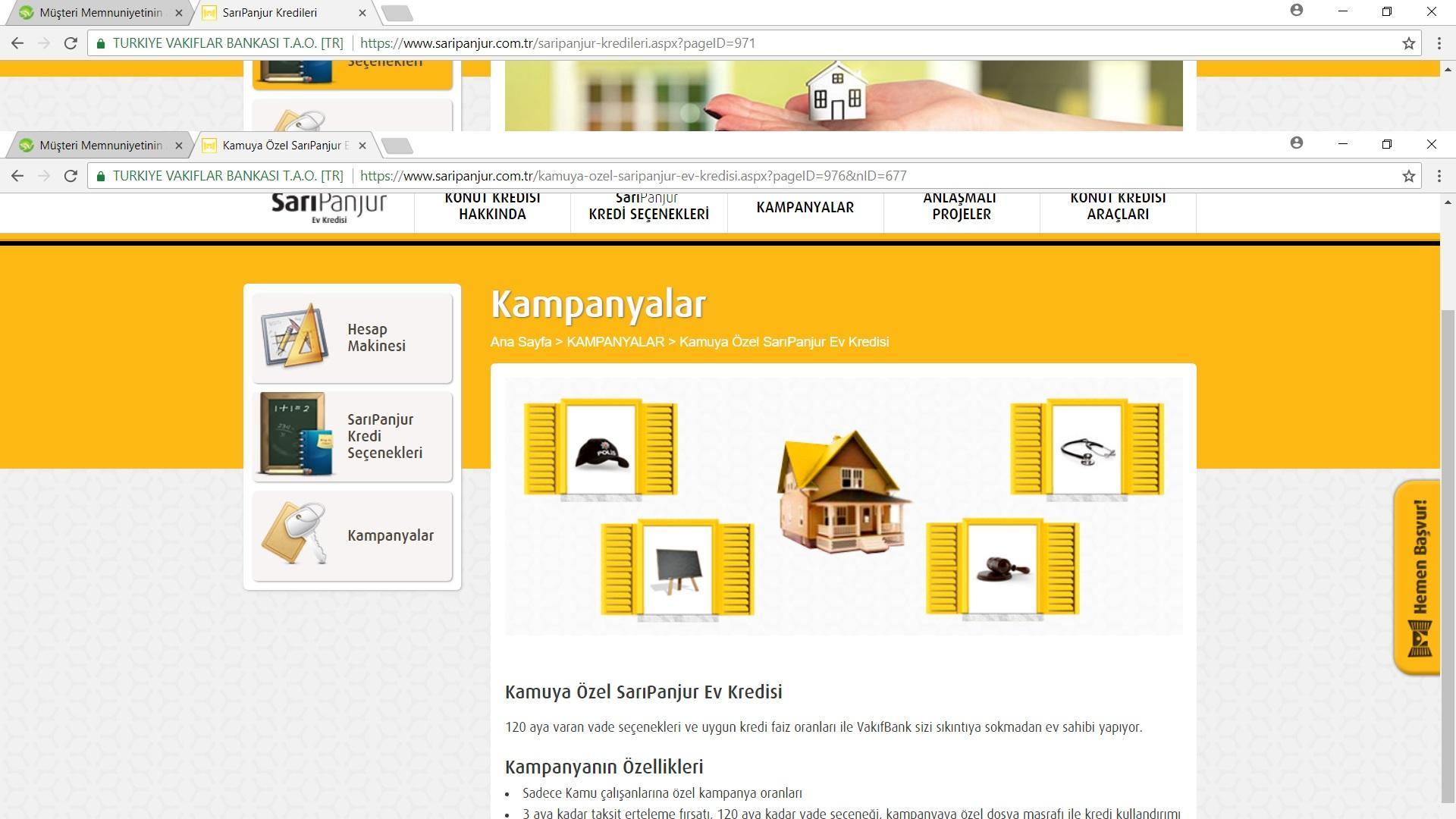 Vakıfbank Konut Kredisi Faiz Oranları Listesi ve Detaylı Bilgilendirme