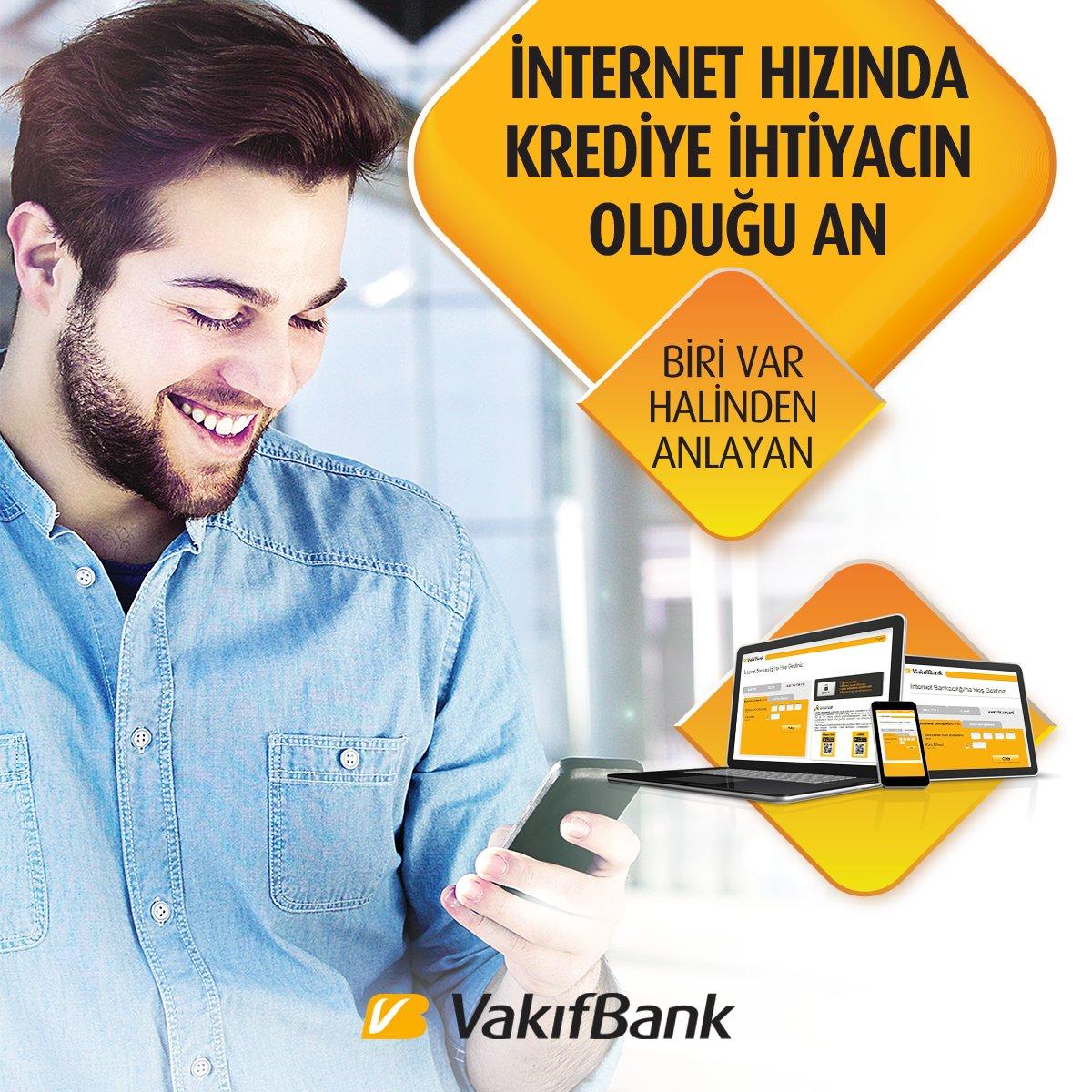 Vakıfbank Anında Kredi