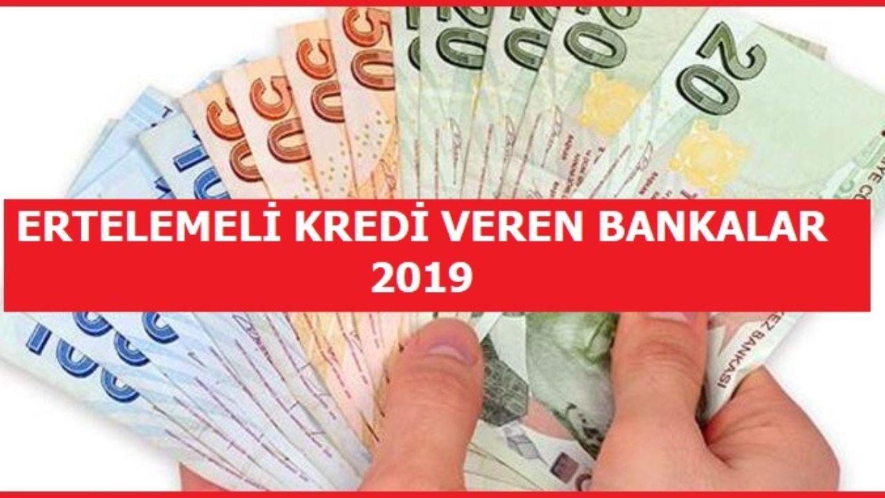 Ertelemeli Kredi Veren 5 Banka