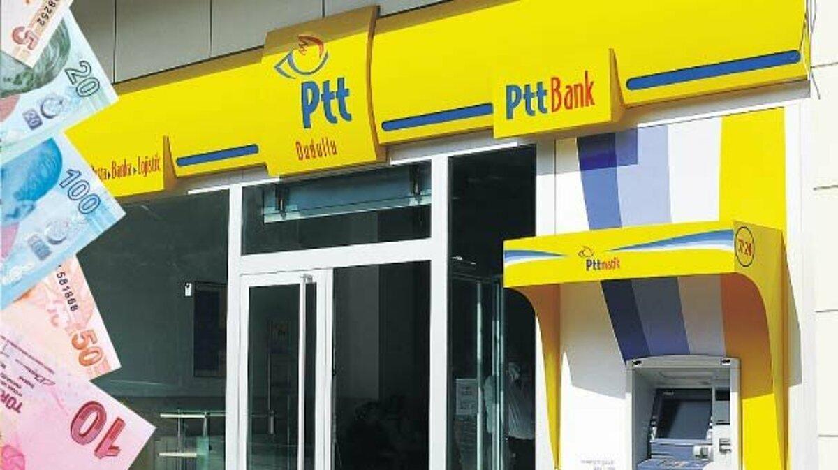 PTT'den Aktifbank Kredi Başvurusu Nasıl Yapılır? (36-48 Ay Vadeli Kredi)