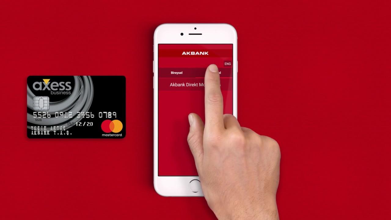 Akbank Şubesiz Belgesiz Kredi Kartı (Anında Maksimum Onaylı Limit)